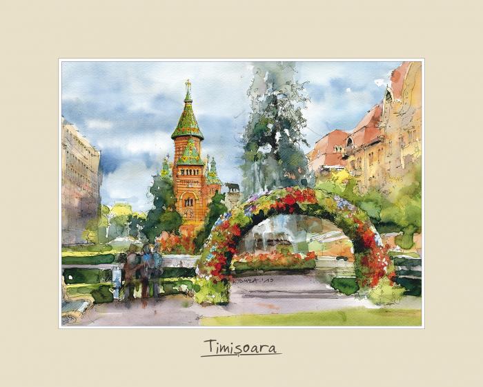 Tablou mare Timisoara 3 0