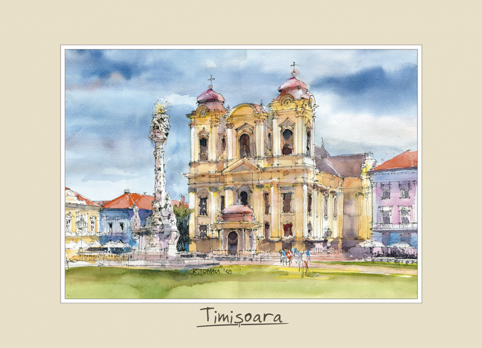 Tablou mediu Timisoara 2 0