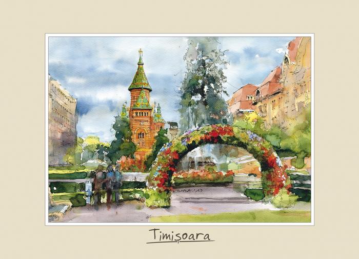 Tablou mediu Timisoara 3 [0]