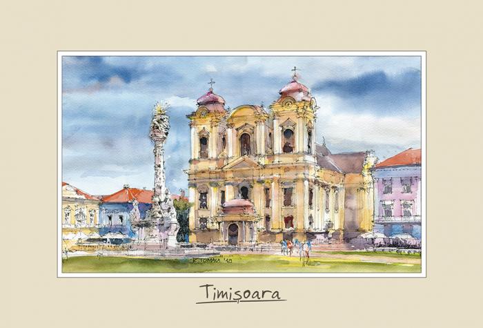 Tablou mic Timisoara 2 0