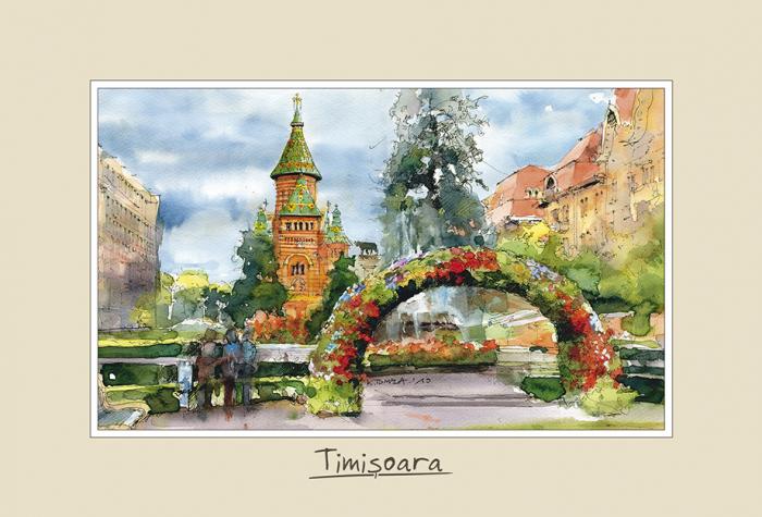 Tablou mic Timisoara 3 [0]
