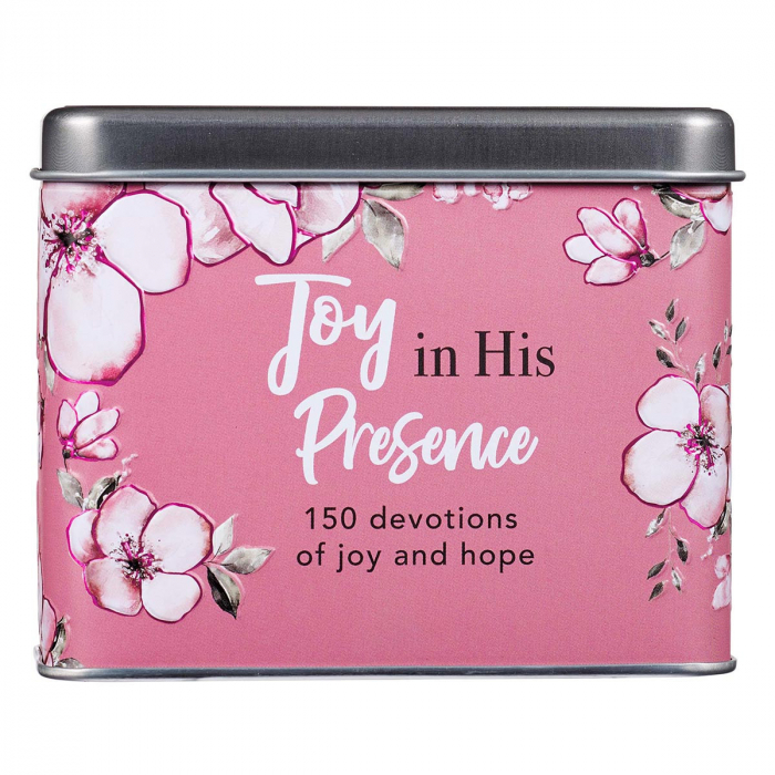 Joy in His precense [0]