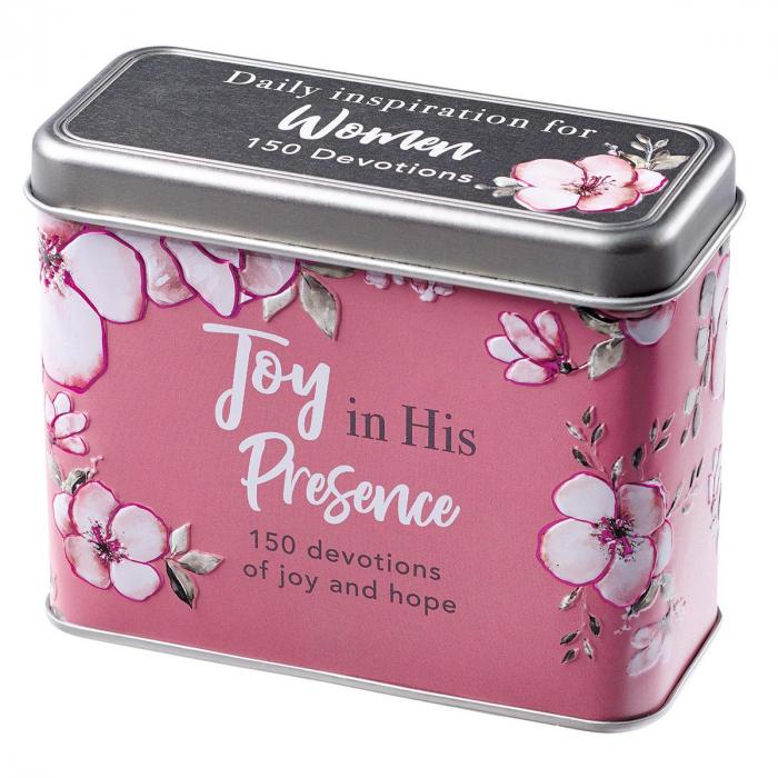 Joy in His precense [3]