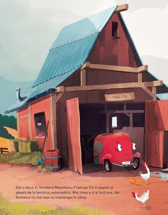 Tractorasul Titi [4]