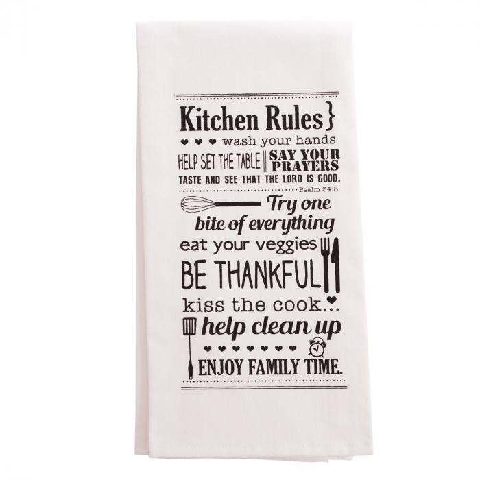 Kitchen rules - Non-scripture [0]