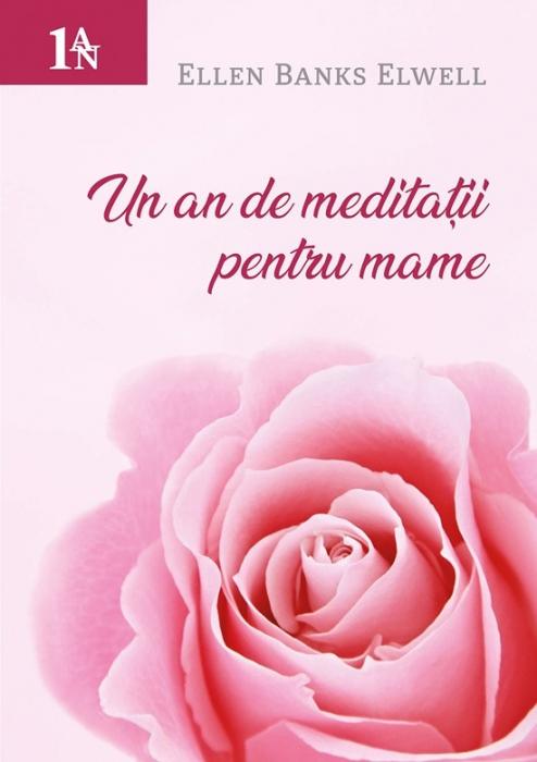 Un an de meditatii pentru mame (roz) 0