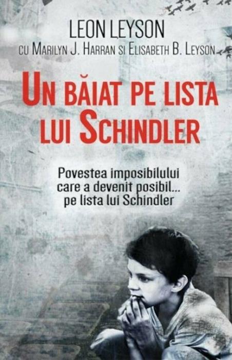 Un baiat pe lista lui Schindler 0