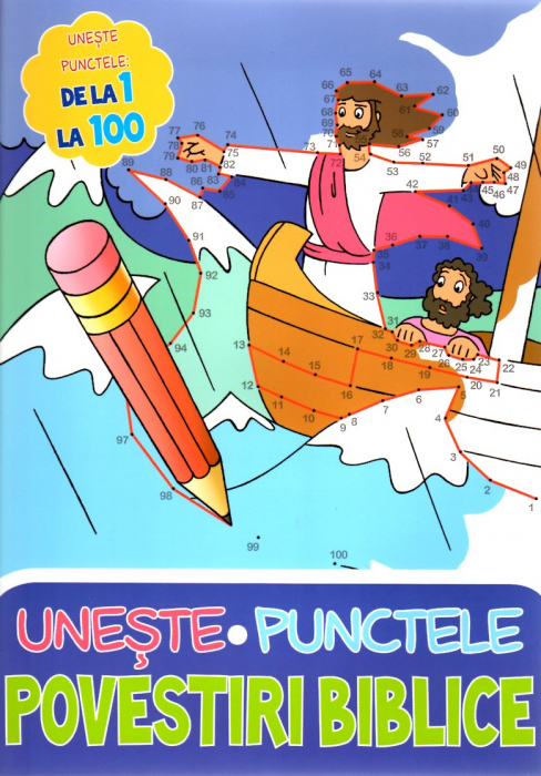 Uneste punctele -  Povestiri biblice 0