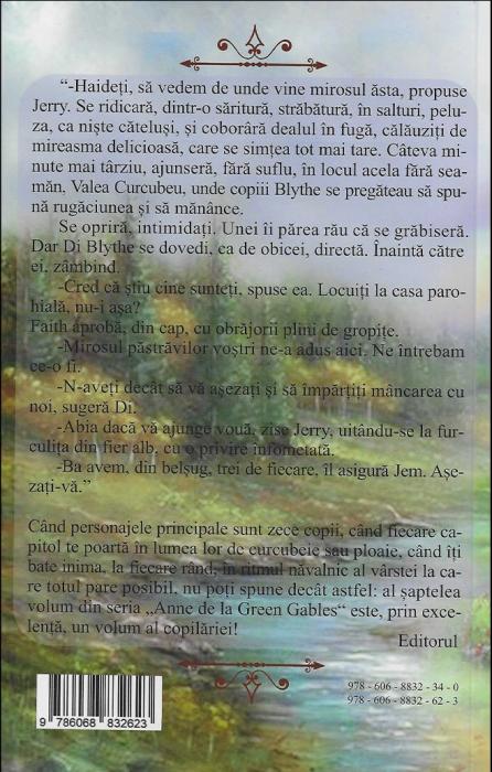"""Valea Curcubeu. Seria """"Anne de la Green Gables"""", vol. 7 [1]"""