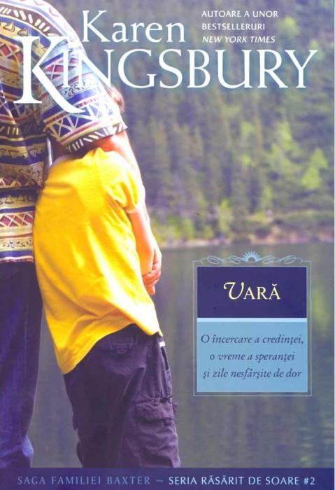 Vara (Saga Familiei Baxter - Seria Rasarit de soare - Cartea 2) 0