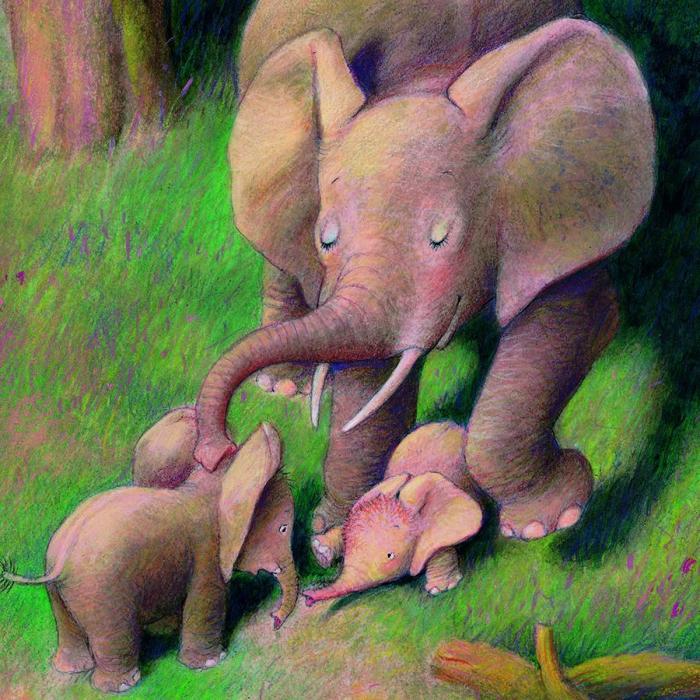 Vino cu mine, elefantelule! [4]