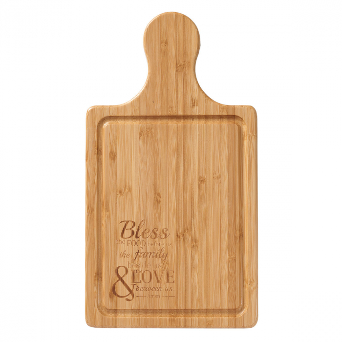 Bless the food before us - 190 x 348 mm [2]