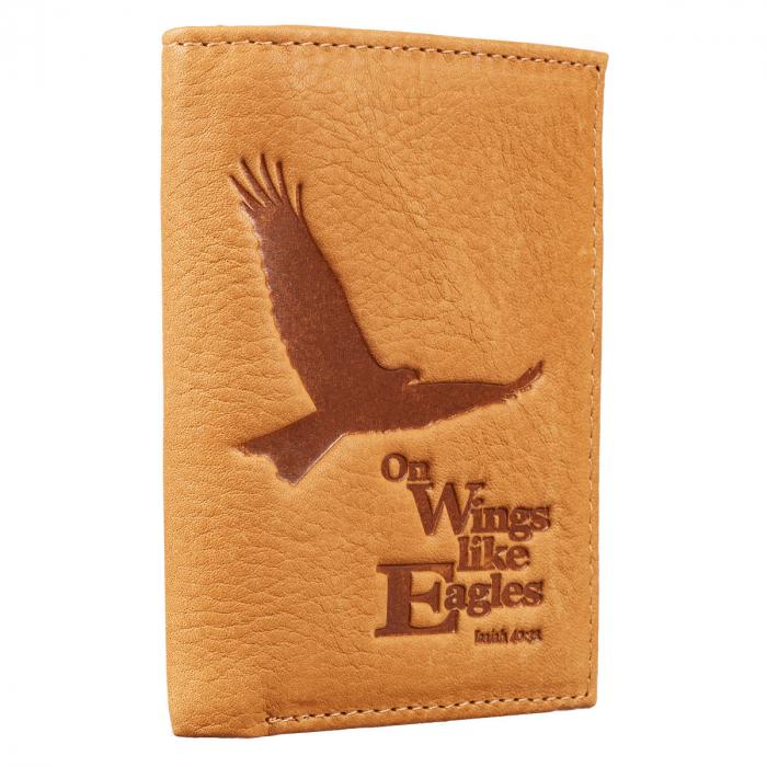 On wings like eagles - Embossed [3]