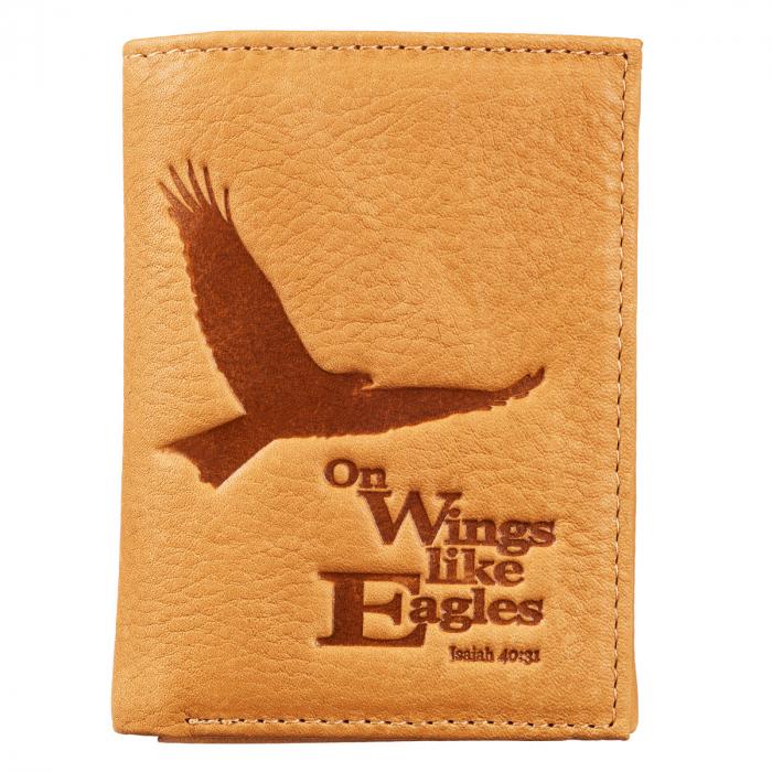 On wings like eagles - Embossed [4]