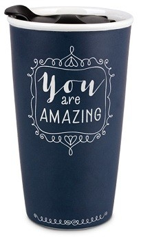 Cana termica din ceramica - You Are Amazing (Affirmed Series) 0