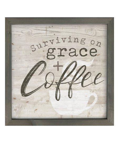 Surviving on Grace and coffee [0]