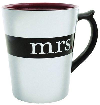 Mrs. - Black and White [0]