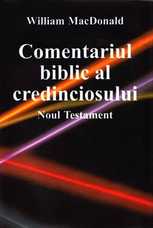 Comentariul biblic al credinciosului. Noul Testament0
