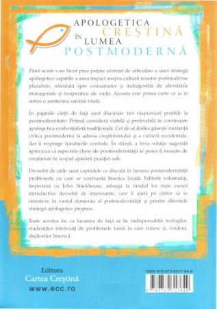 Apologetica creştină în lumea postmodernă1