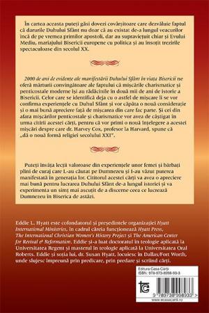 2000 de ani de evidenţe ale manifestării Duhului Sfânt în viaţa Bisericii1