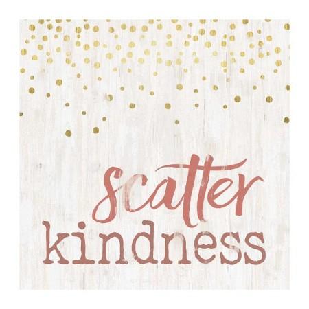 Scatter kindness [0]