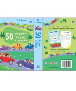 50 de jocuri de jucat in masina - jetoane