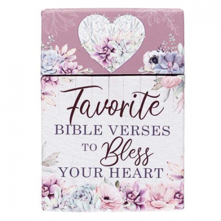 Fav. Bible Verses to Bless Your Heart [1]