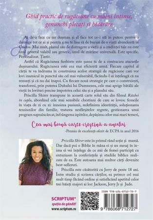 Rugaciunea fierbinte. Planul de lupta al unei femei in vederea unei vieti de rugaciune, profunde, specifice si strategice1
