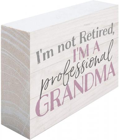 I,m not retired, I'm a professional [0]
