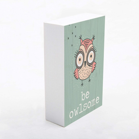 Be owlsome [2]