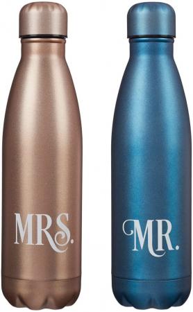 Mr. & Mrs - set of 2 [1]