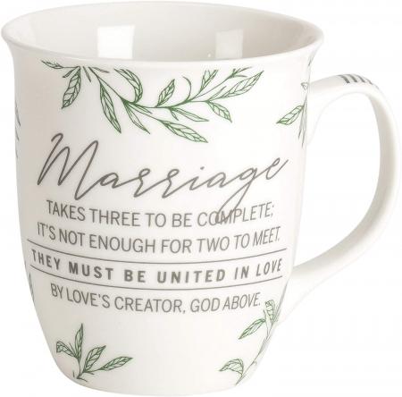 Set 2 cani - Mr & Mrs - Marriage takes Three [4]
