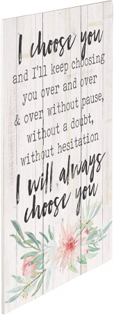 I will always choose you [2]