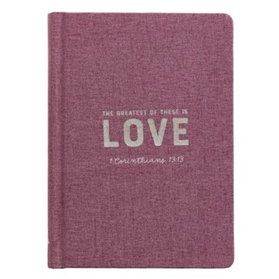The greatest of these is love - 1 cor 13 [1]