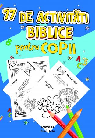 77 de activitati biblice pentru copii0