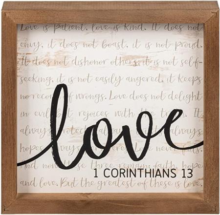 Love - 1 Corinthians 13 [3]
