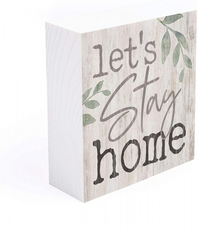 Let's stay home [0]