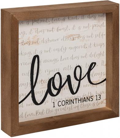 Love - 1 Corinthians 13 [0]