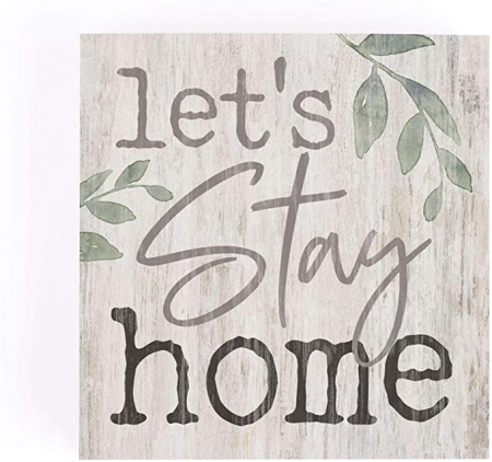 Let's stay home [2]