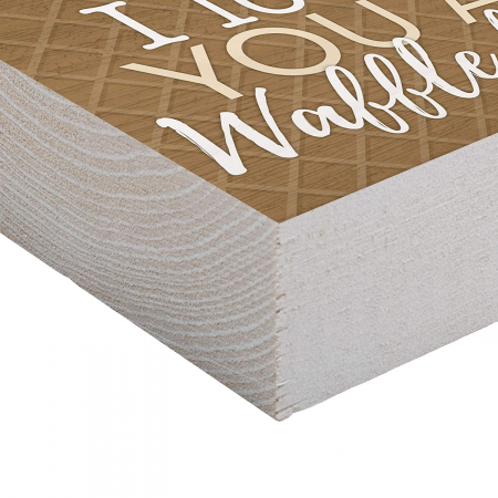 I love you a waffle lot [2]