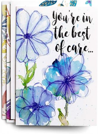 Care and Concern - KJV scripture [1]