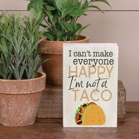 I can't make everyone happy [0]