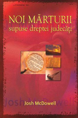 Noi marturii supuse dreptei judecati0