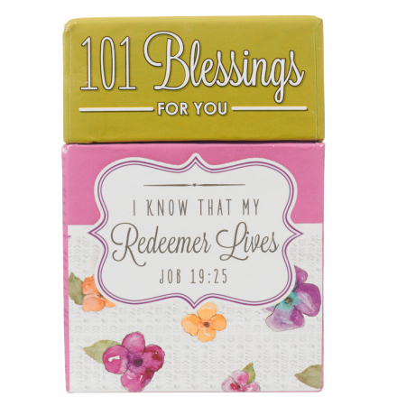Set carduri - 101 Blessings for You0
