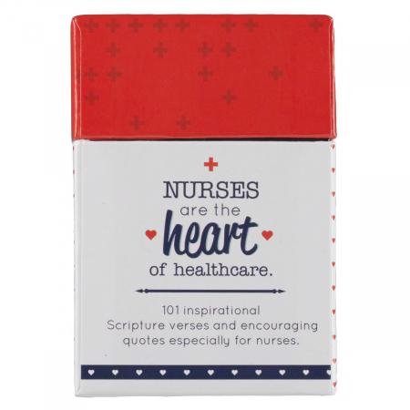 Set carduri cu verset (limba engleza) - Blessings for Nurses