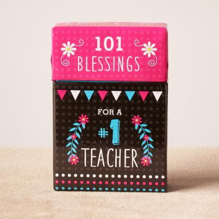 101 Blessings for a #1 Teacher