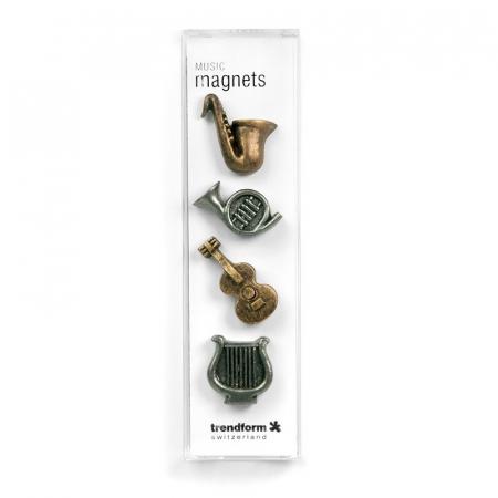 Magnet - instrumente muzicale - MUSIC (4 buc/set)1