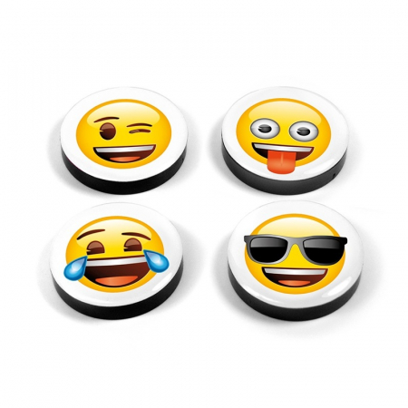 Magnet - EMOJI MIX 1 (4 buc/set)0