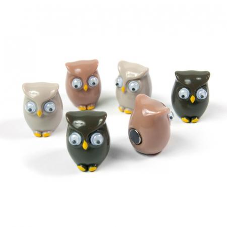 Magnet - OWL (6 buc/set)0