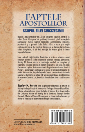Faptele Apostolilor. Un comentariu Logion Press1